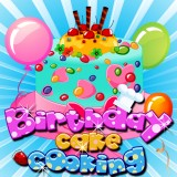 Birthday Cake Cooking