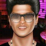 Bruno Mars Dressup