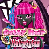 Catty Noir Hairstyles