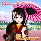 Cherry Bloom Makeover