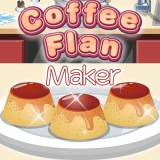 Coffee Flan Maker