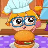 Cooking Academy Burger