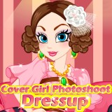 Cover Girl Photoshoot Dressup