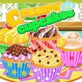Creamy Cupcakes