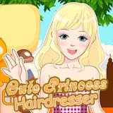 Cute Princess Hairdresser