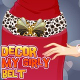 Decor my Girly Belt