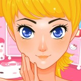 Design Your Hello Kitty Make-up