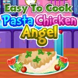 Easy to Cook Angel Chicken Pasta