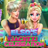 Elsa Jacuzzi Celebration