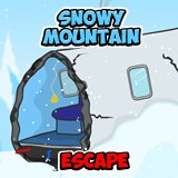 Escape Snowy Mountain