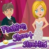 Fashion Shoot Slacking