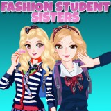 Fashion Student Sisters