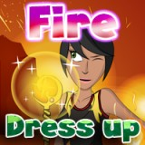 Fire Dress up