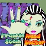 Frankie Stein Hand Doctor