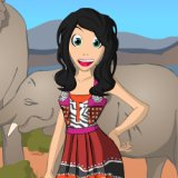 Free Safari Dress up