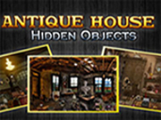 Antique House - Hidden Objects