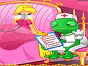 Baby Rapunzel Flu Care