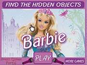 Barbie Find The Hidden Object