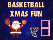 Basketball Xmas Fun