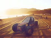 Beach Buggy Transporter