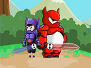 Big Hero 6 Warrior