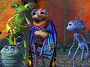 Bugs Life Numbers