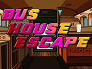 Bus House Escape