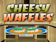 Cheesy Waffles