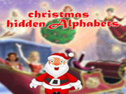 Christmas Hidden Alphabets