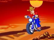 Cowboy Stunt