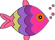 Cute Fish Coloring