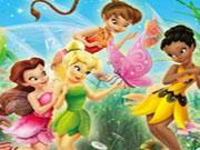 Disney Fairies-Hidden Numbers