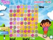 Dora Candy Match