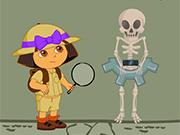 Dora Maya Pyramid Puzzle