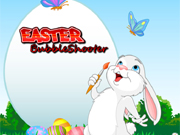 Easter Bubble Shooter