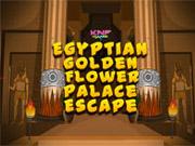 Egyptian Golden Flower Palace Escape