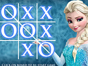 Elsa Frozen Fever TicTacToe