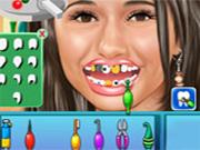 Emmauelle Chriqui at Dentist