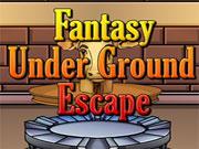 Fantasy Underground Escape