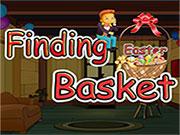 Finding Easter Basket