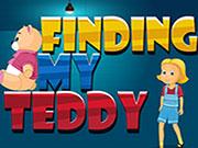 Finding My teddy