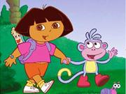 Go Dora Go Puzzle