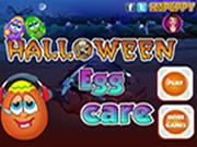 Halloween Egg Care