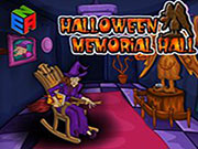 Halloween Memorial Hall