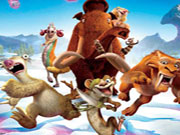 Ice Age Collision Course-Hidden Spots