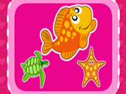 Incredible Sea Animal Matching