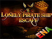 Lonely Pirate Ship Escape