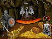 Magma Treasure Cave Escape