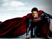 Man of Steel Jigsaw Puzzle