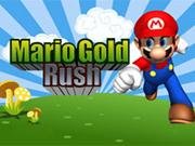 Mario Gold Rush